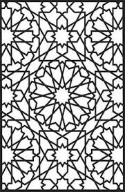 coloring page design creative haven geometric allover patterns coloring book doodles