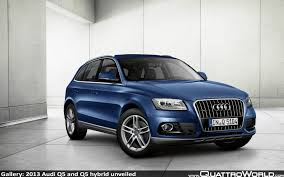 gallery 2013 audi q5 and q5 hybrid unveiled quattroworld