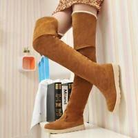 womens high heel boots size 9 brown knee high pull on slouch high heel boots s