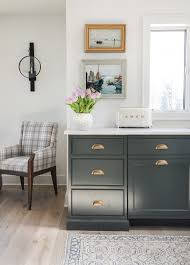 how to paint cabinets with farrow and farrow studio green park and oak interior design