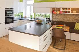granit küche küche mit edler glasfront und granit arbeitsplatte ihr