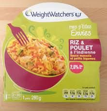 plat cuisiné weight watcher plats mon régime avec craig