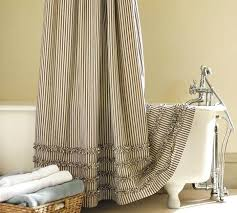 Pottery Barn Curtain Hardware Vintage Shower Curtains U2013 Teawing Co
