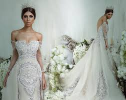 low cost wedding dresses discount saudi arabia dubai crystals wedding dresses 2017 dar