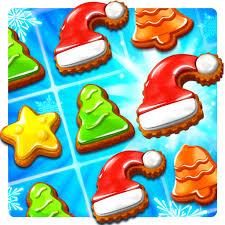 christmas cookie u2013 fun match 3 v2 2 1 mod apk apkdlmod