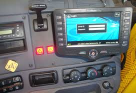 freightliner cascadia warning lights hts systems led idec dash release switches installed in ryder