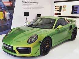 won u0027t believe this 97 000 porsche paint to sample color