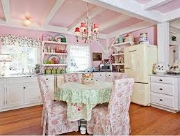 shabby chic kitchen decor shabby chic