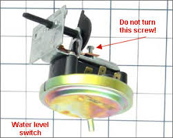 testing and replacing water level switch for whirlpool washing