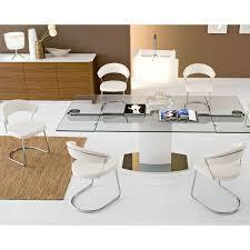 Esszimmer New York New York Design Stuhl Mit Verchromten Kufen Arredaclick