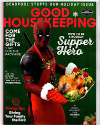 deadpool 2 poster comes in time for thanksgiving reporter
