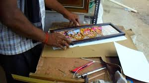 lord venkateswara photo frames with lights and music sri balaji frame works gallery youtube