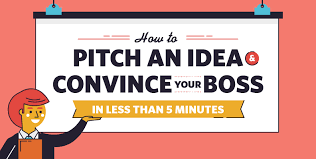 how to pitch a new idea to your boss netcredit