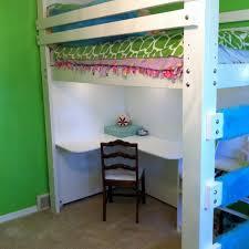 Diy Bed Desk Diy Loft Bed Plans Op Loftbed
