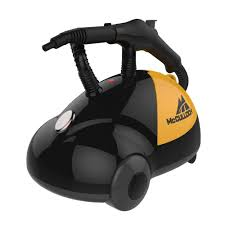 Steam Cleaning Wood Floors Mcculloch Heavy Duty Portable Steam Cleaner Mc1275 The Home Depot