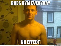 Gym Meme - go to the gym by pandasticmrbrad meme center