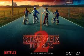 halloween date background the stranger things 2 poster hints at more ways the show will