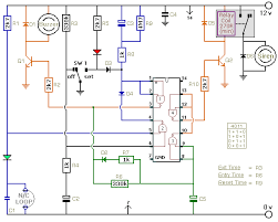 simple diy intruder alarm construction details