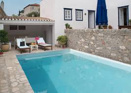 House With Swimming Pool Villa Althea Holiday House With Swimming Pool In Hydra