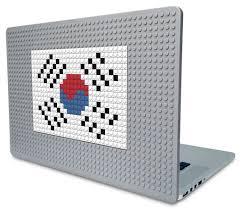 Flag Of South Korea Flag Of South Korea Pixel Art U2013 Brik