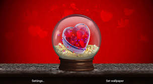 love heart candy pair wallpapers love globe live wallpaper android apps on google play