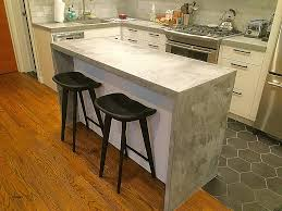 kitchen island countertop overhang bar stools luxury kitchen counter overhang for bar stools