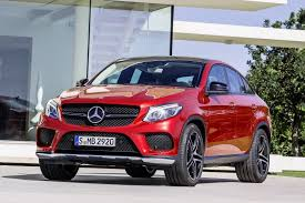 crossover mercedes mercedes gle class coupe crossover 2016 review
