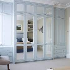 Ikea Fitted Wardrobe Interiors Alivianar El Peso De Un Mueble Con Espejos Proyectos Para