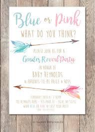 engagement brunch invitations best 25 gender reveal invitations ideas on ba printable