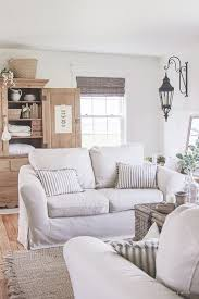 Striped Slipcovers For Sofas Living Room Slipcovers A Comfort Works Review Farmhouse Living