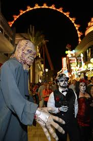 find the best las vegas halloween parties on the strip