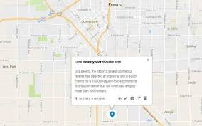 Fresno City College Map Ulta Warehouse Appears Destined For Fresno The Fresno Bee