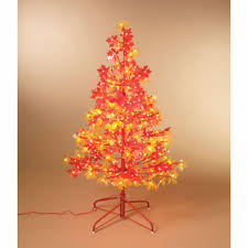 thanksgiving shopping online gerson 4 u0027 pre lit led red u0026 yellow maple leaf harvest thanksgiving