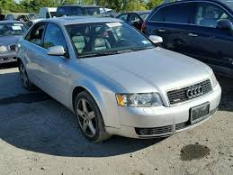 audi a4 2004 silver wault68ex4a142487 2004 silver audi a4 on sale in ny newburgh