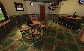 mod the sims lotr buckland hobbit home