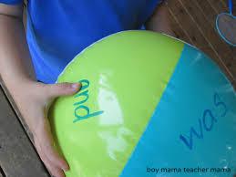teacher mama 6 uses for beach balls in the classroom boy mama