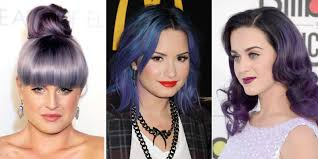 black hairstyles purple 22 beautiful purple hair color ideas purple hair dye inspiration
