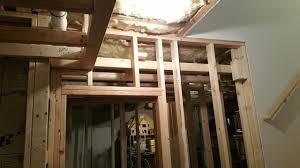 4 finishing basement framing pt 2 youtube