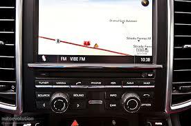 Porsche Cayenne Navigation System - porsche cayenne diesel review autoevolution