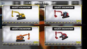 excavator simulator mania full android apps on google play