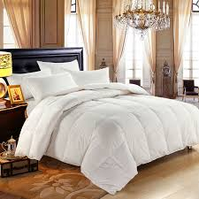 Grand Down All Season Down Alternative Comforter White Comforter King King Size 7piece Comforter Set With Damask