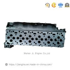 l post replacement parts china isde 6d 6 7l engine spare parts cylinder head for cummins