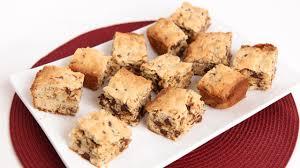 sweet u0026 salty cookie bars recipe laura vitale laura in the