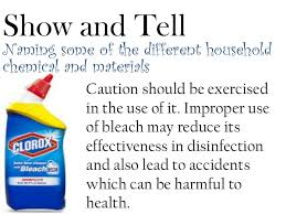 Toxicity Of Household Products by 2 Materials Found At Home According To Their Uses Ppt2nd