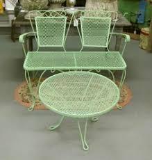furniture design ideas vintage lawn furniture parts metal chair