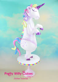 unicorn rainbow unicorn rainbow cake pretty witty cakes