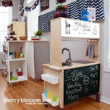 Ikea Play Table by Diy Ikea Play Kitchen U2013 Cherry Blossom Love