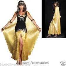 Roman Halloween Costumes J9 Ladies Cleopatra Egyptian Goddess Roman Fancy Dress Halloween