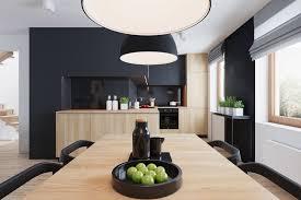 amenagement cuisine rectangulaire exceptionnel cuisine blanche avec ilot central 12 amenagement
