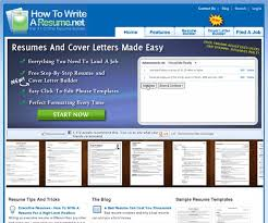 how to write a resume the easiest online builder pertaining 21